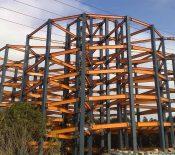 گرانی فولاد روی قیمت ساختمان اثر ندارد