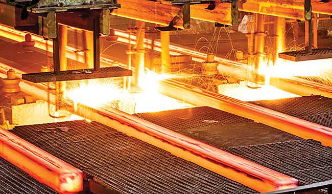 """افزایش ۸۱ درصدی سود """"فولاد"""""""