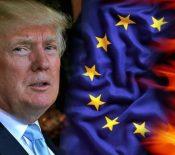 اقدام تلافی جویانه اتحادیه اروپا علیه آمریکا