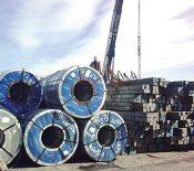 صادرات محصولات فولادی در کنار تأمین نیاز داخل