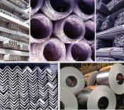 بررسی بازارهای جهانی محصولات فولادی