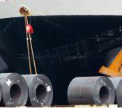 هدف گذاری صادرات ۱۲ میلیون تن فولاد در سال ۹۷