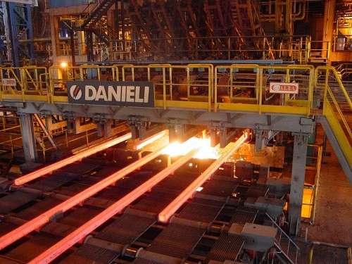 شرکتهای بزرگ فولادی، 17 درصد بیشتر، شمش تولید کردند