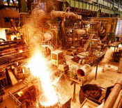 تامین ۹۲ درصدی کالای مورد نیاز فولاد مبارکه از داخل کشور