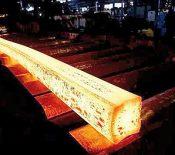 افزایش 24درصدی تولید فولاد خام ایران