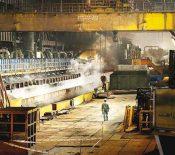بررسی آمار صادرات ورق گرم فولاد ایران