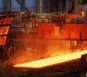 سرعت رشد تولید فولاد ایران