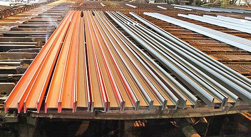 مشخصه پر رنگ روز گذشته بازار فولاد کشور