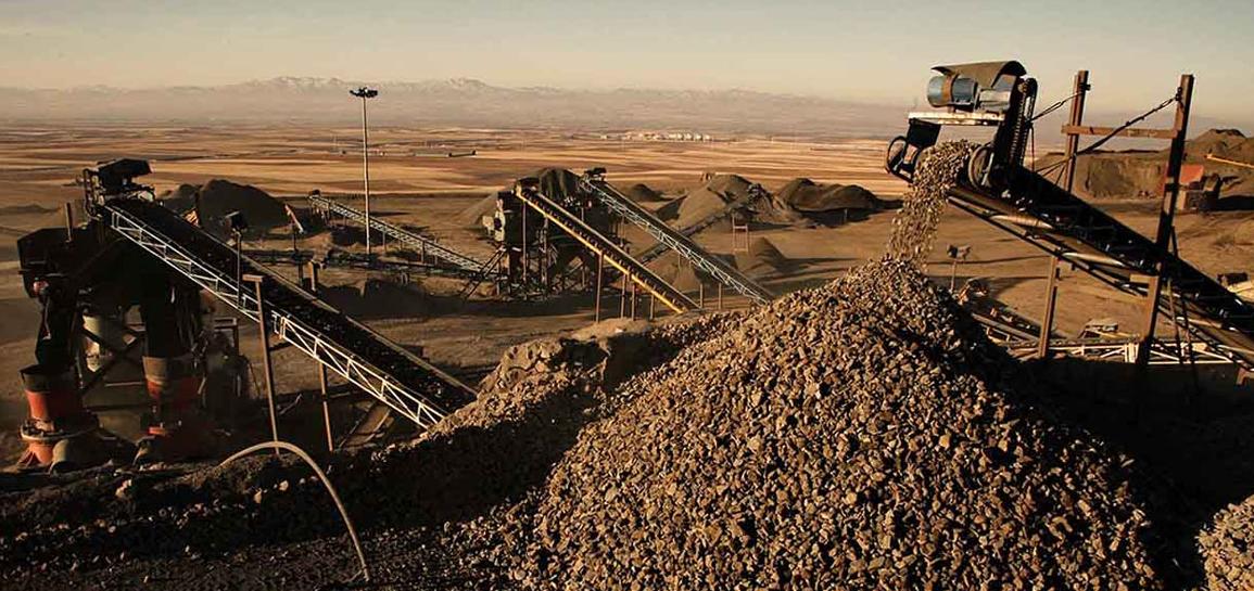 جایگاه ایران در میان تولیدکنندگان سنگ آهن دنیا