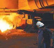 موجودی فولاد در بازار چین رو به کاهش