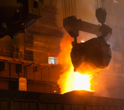 بازار فولاد داغ می شود
