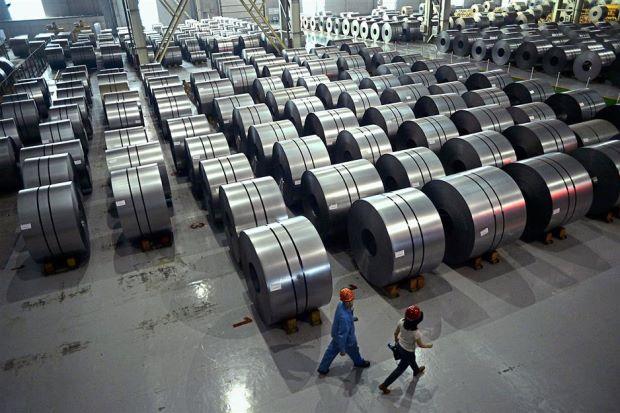 بازارهای فولاد در سکوت